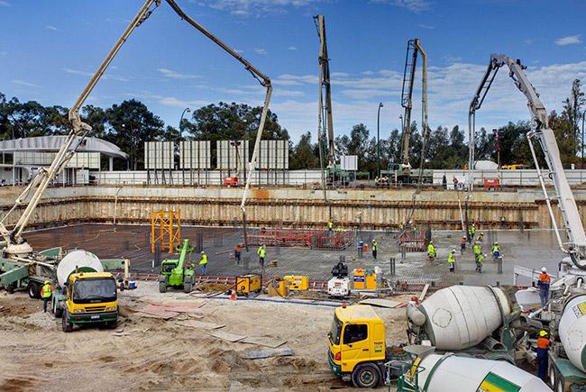 Бетон купить в голицыно технология заливка бетона